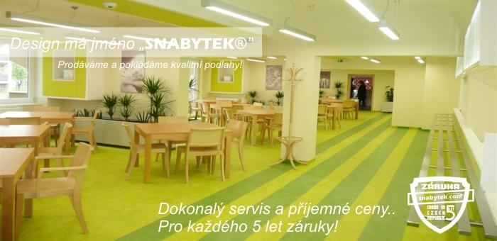 návrh komerčního interiéru
