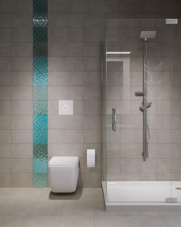 moderní koupelna Opava