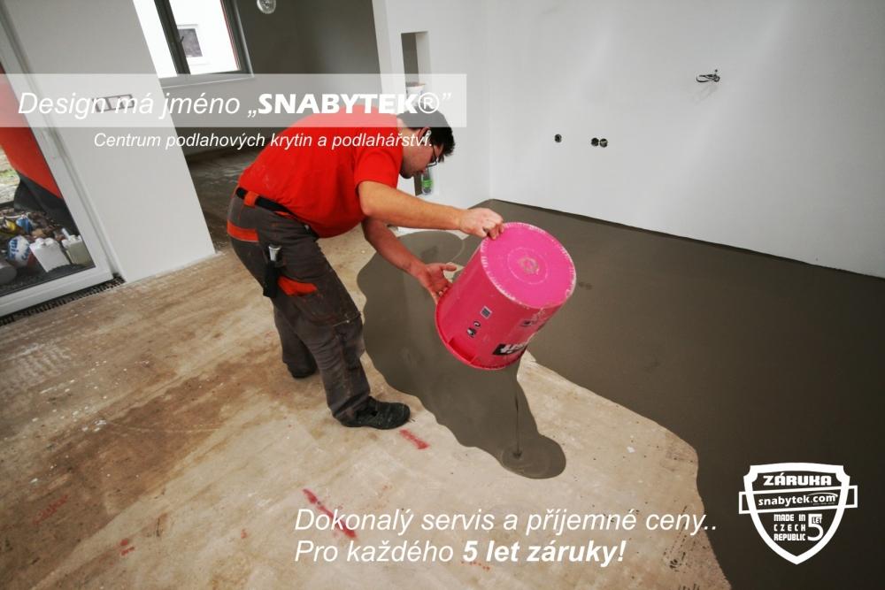 vyrovnání podlah